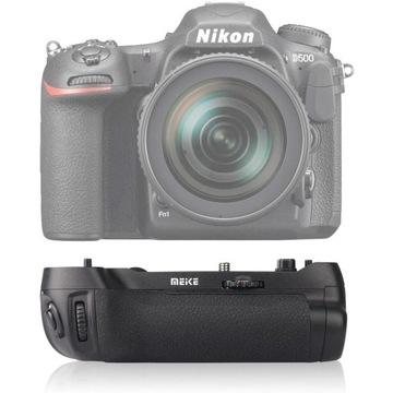 Battery pack MK-D500 Pro uchwyt pionowy Nikon