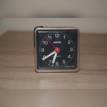 Zegar budzik na baterie