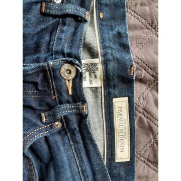 Spodnie Selvedge Premium Denim 31/32 JAK NOWE