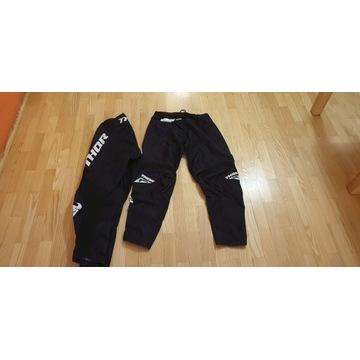 Strój QUAD/Motocykl- Spodnie rękawiczki i koszulki