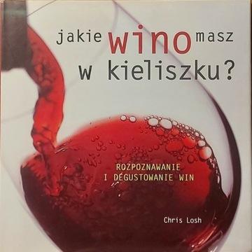 Jakie wino masz w kieliszku?