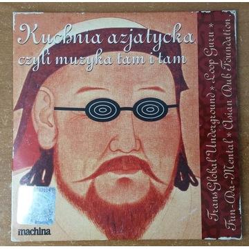 CD, Kuchnia azjatycka, muzyka tam i tam, Machina