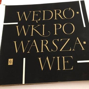 Wędrówki po Warszawie