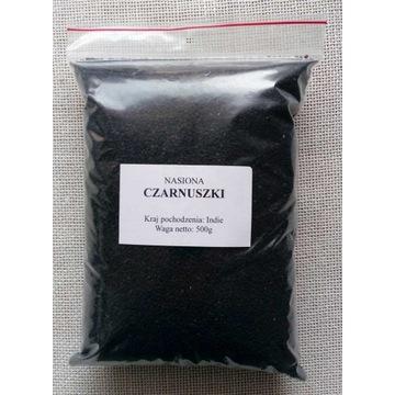 Nasiona czarnuszki 0,5kg