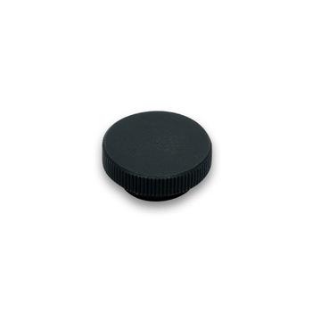 EK Water Block EK-CSQ Plug G1/4 - Black with badge