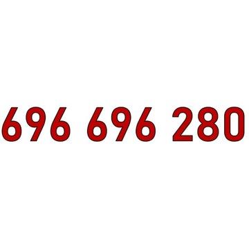 696 696 280 ZŁOTY NUMER T-MOBILE