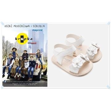 Buty dla dziewczynki 9287 MAYORAL - rozmiar 19