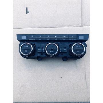 Panel Klimatyzacji Skoda Superb 3  3V0907044BM