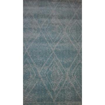 dywan chodnik zielony 80x150 nowy