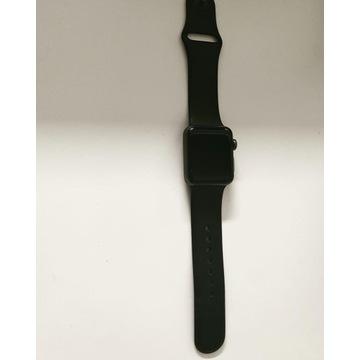 Zegarek Apple Watch series 3, 38 mm, czarny
