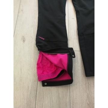 Spodnie damskie narciarskie