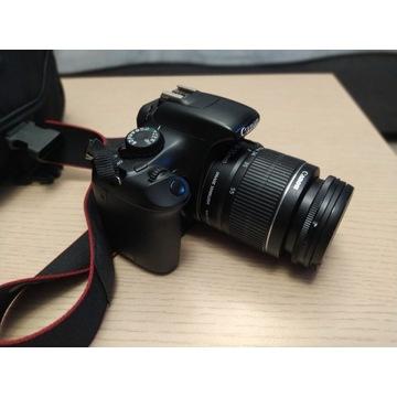 APARAT Lustrzanka Canon EOS 1100D Torba Karta 32GB