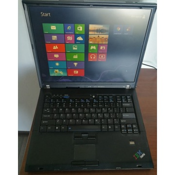 Laptop IBM ThinkPad T60-1GB RAM/ 75 GB HDD-1833 MH