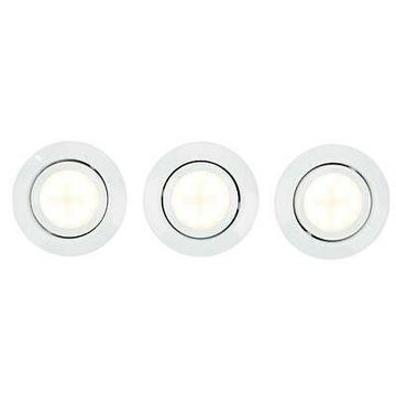 LAMPY LED DO ZABUDOWY LIVARNOLUX  3 SZTUKI
