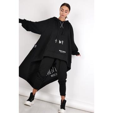 Miss City Official bluza Authentic czarna