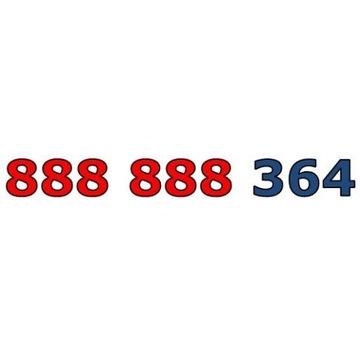888 888 364 HEYAH ŁATWY ZŁOTY NUMER STARTER
