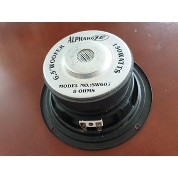 Głośniki niskotonowe Alphard SW607