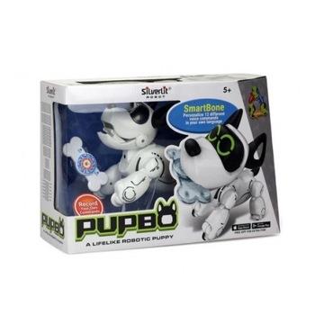 Silverlit - Robot Piesek Pupbo Interaktywna
