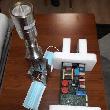 Generator ultradźwiękowy + konverter sonotroda