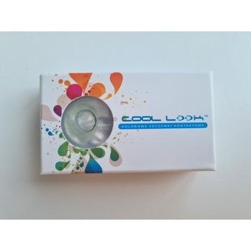 Soczewki kontaktowe cool look emerald green -5,50