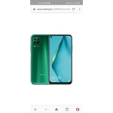Huawei p40lite zielony