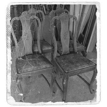 MAGAZYN cztery krzesła tel. 883322162