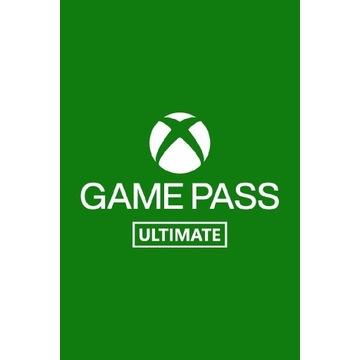 Xbox game pass ultimate 1 miesiąc
