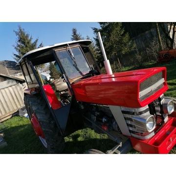 MF 155 traktor, ciągnik