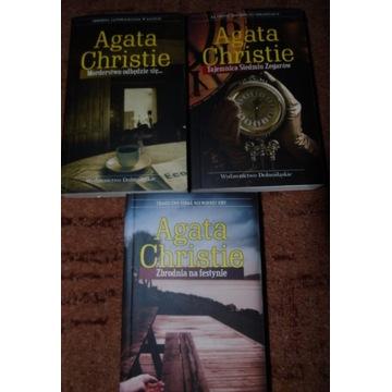 """""""Tajemnica Siedmiu Zegarów"""" - Agata Christie"""