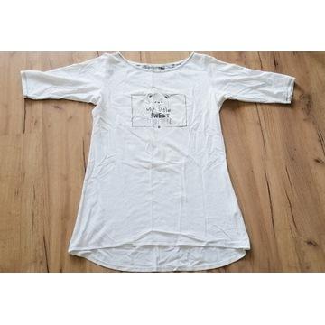 koszula nocna damska noszona używana fetysz