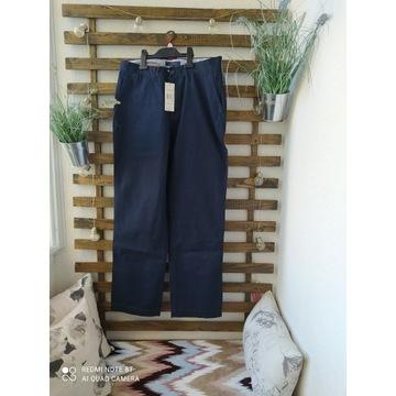 Spodnie TOMMY HILFIGER CHINOS-rozm. W33/L32 - nowe