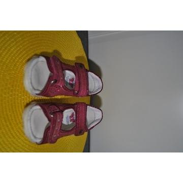 sandałki dla dziewczynki Lasocki 22