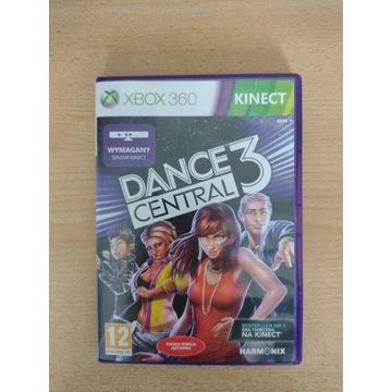 Dance Central 3 PL Xbox 360
