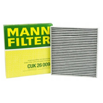 Mann Filtr Kabinowy CUK26009