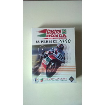 Honda Castrol Superbike 2000