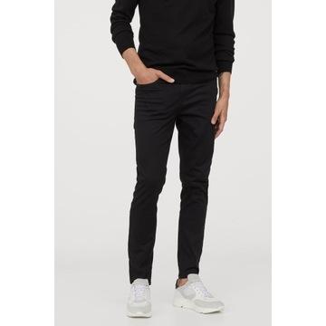 Spodnie męskie czane H&M S