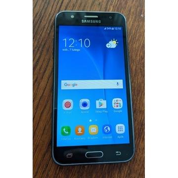 Samsung Galaxy J5 +karta 8GB +dodatki(etui, szkło)