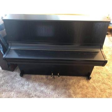 Pianino Malmsjo czarny kolor okazja