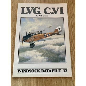 LVG C.VI Windsock Datafile 17