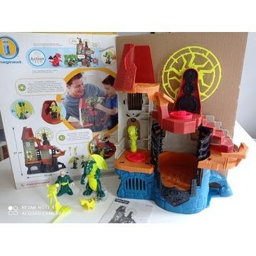 Super zabawka wieża czarniksieżnika Fisher price