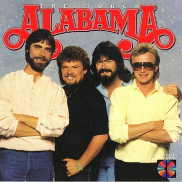 Alabama - The Touch - Made in Japan - CD