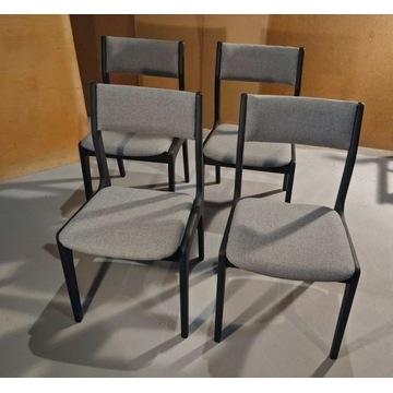 Krzesła z Prl po całkowitej renowacji