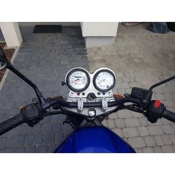 Motocykl Suzuki GS500