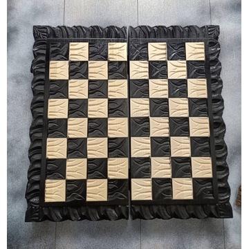 szachy praca ręczna