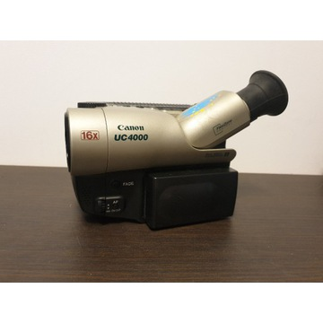 Camera Canon UC4000