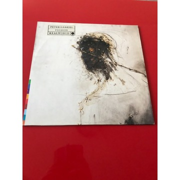Peter Gabriel Passion LP 1989 Real World