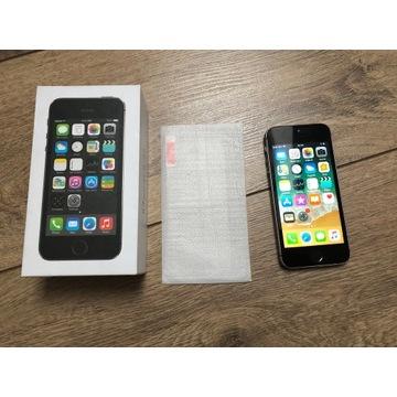 iPhone 5s, sprawny z pudełkiem