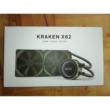 Chłodzenie cieczą NZXT Kraken X62 v.2 AMD/INTEL