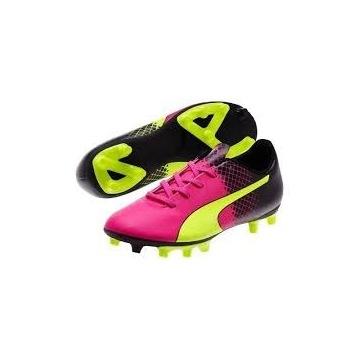 Buty korki Puma evoSPEED 5.5 dla chłopca roz.37,5