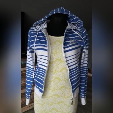 Bluza z kapturem 140-146